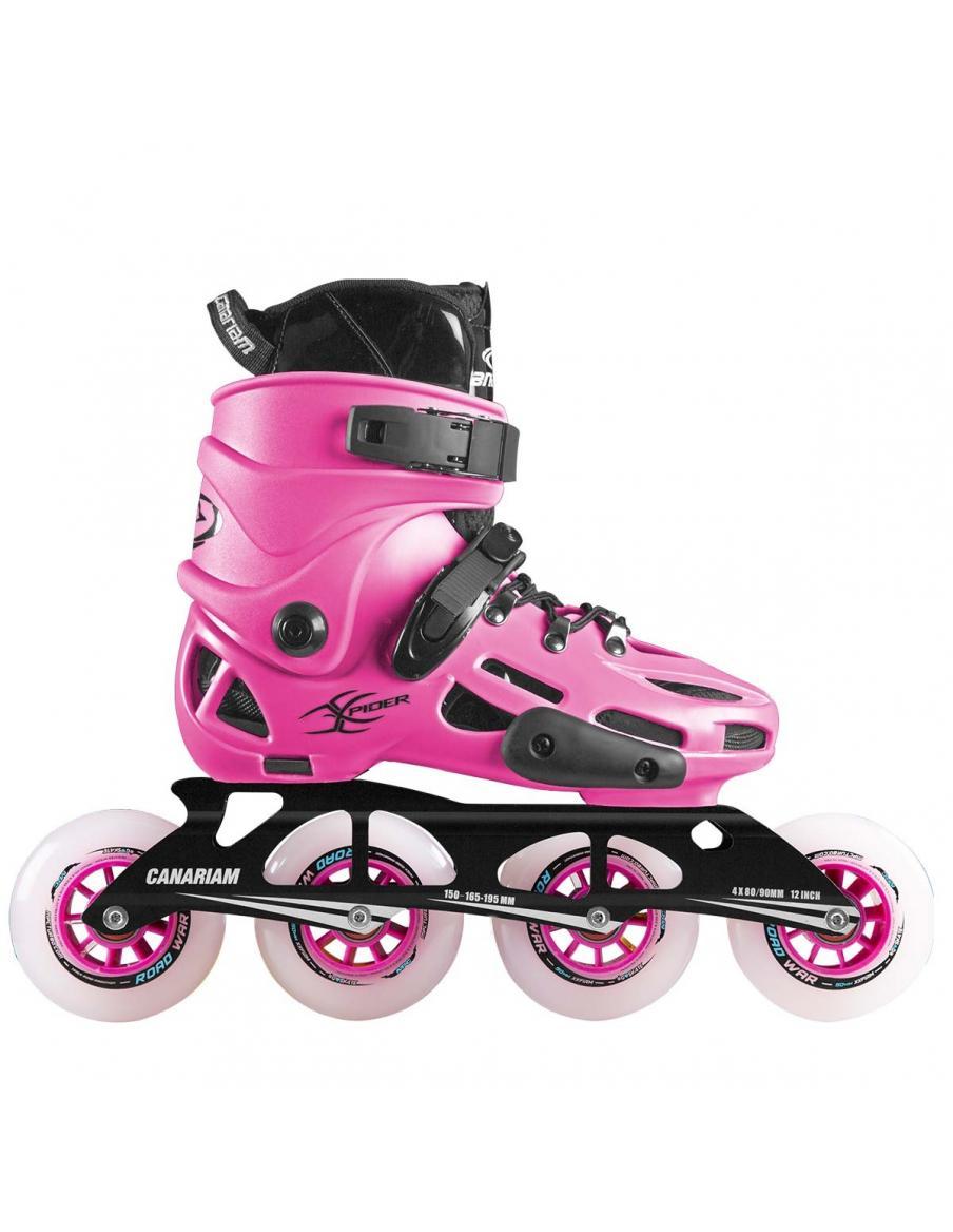 Patín recreativo - Roller Pink Fucsia