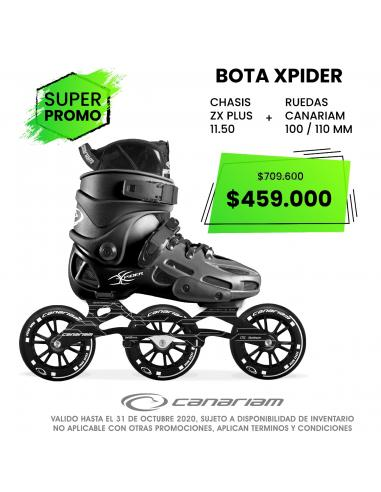 Xpider Zx Dual Plus 3x110 - 4x90 Promo