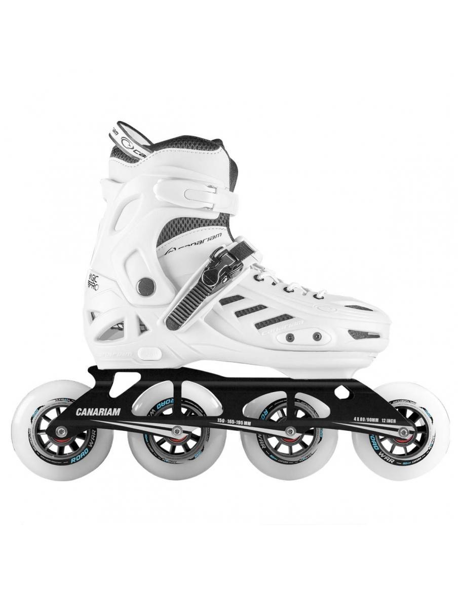 Casco para patinaje B3-23 Blanco X Verde